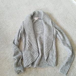 Mossimo grey sweater